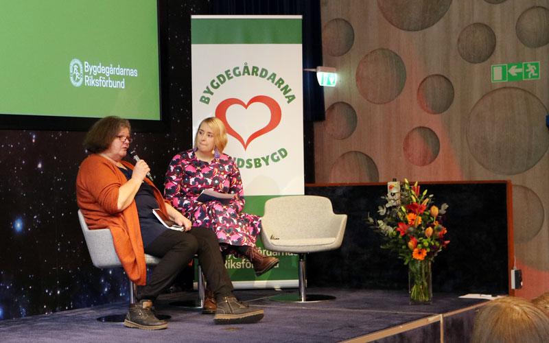 Landsbygdskonferens 2020 Ljustorp bygdegård