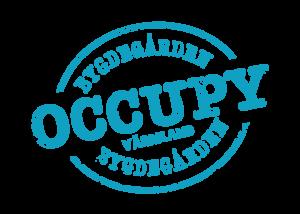 Occupy bygdegården Värmland - logotyp